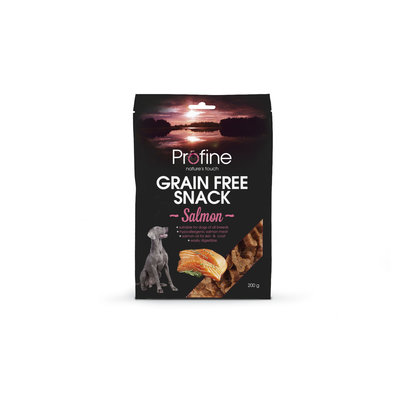 Profine GRAIN FREE snack Salmon 200 gr