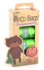 Beco Bags poepzakjes 60 stuks Eco-Friendly